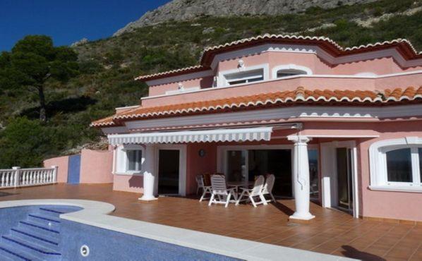 Villa à vendre à Altea