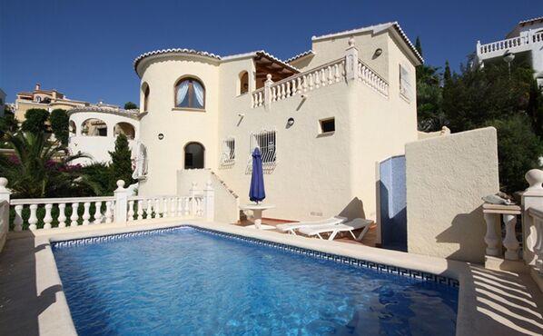 Villa à vendre à El/Benitachell Poble Nou De Benitatxell